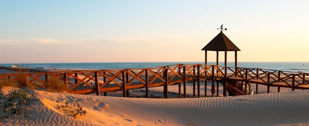 Playa El Palmar, Vejer de la Frontera