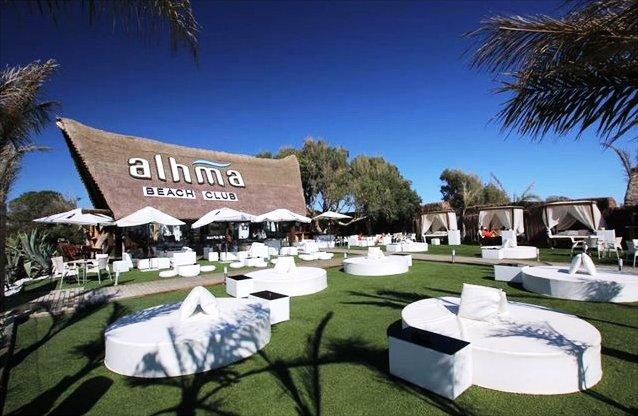 Chiringuito Alhma Beach Club