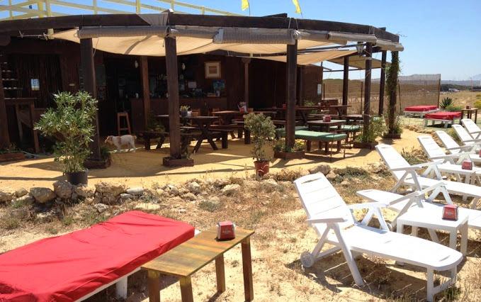 Waves Beach Bar Tarifa