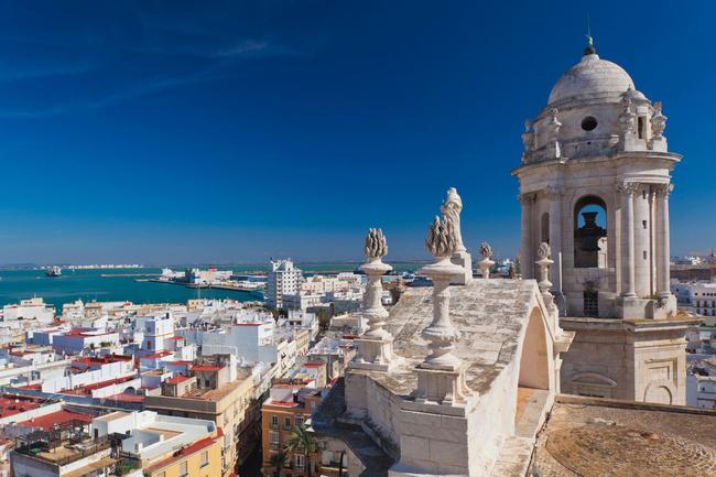 Resultado de imagen de torre catedral Cádiz