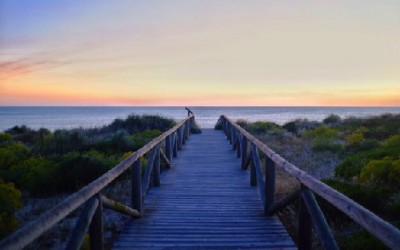 Playa Punta Candor, Rota