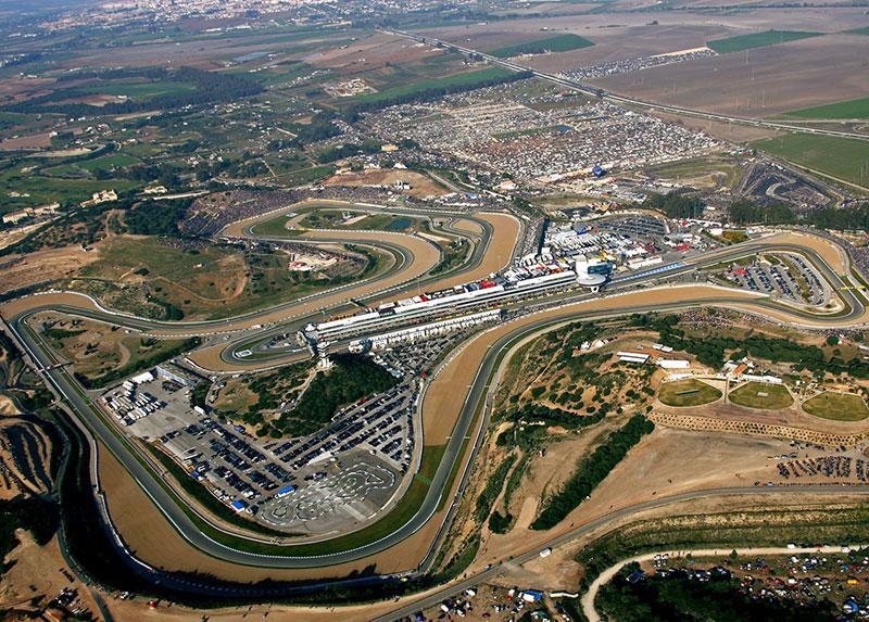 Campeonato del mundo de Superbike en Jerez de la Frontera