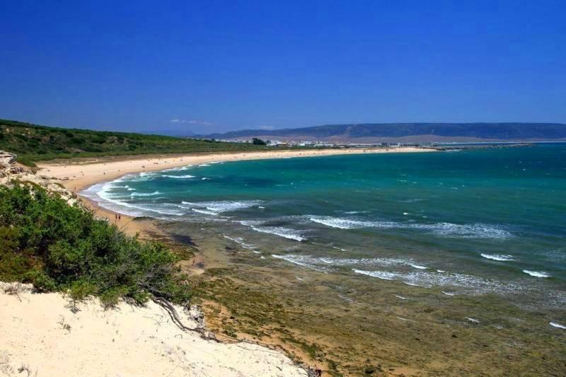 playa hierbabuena barbate